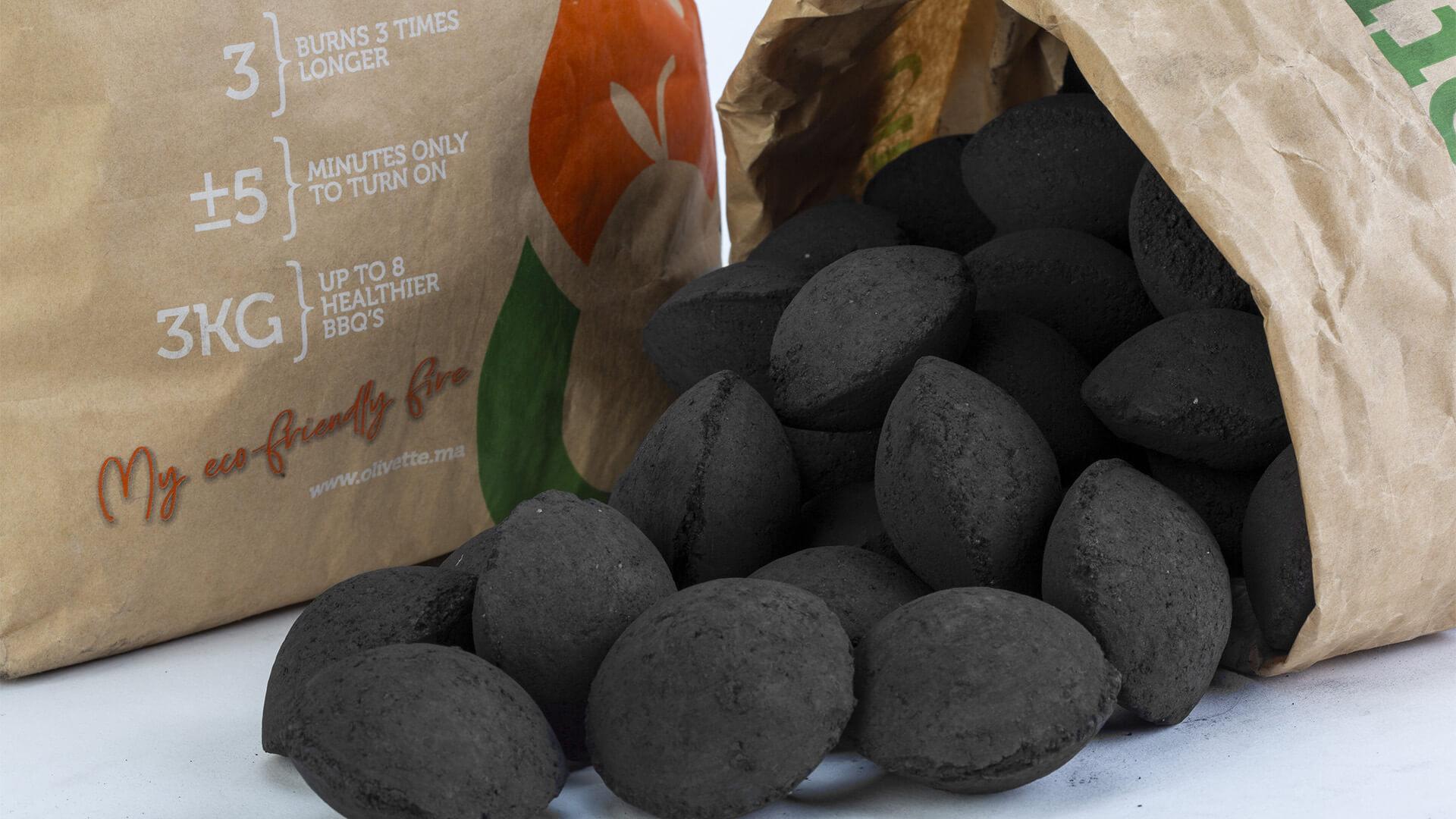 Launch of Olivette briquettes on international markets!