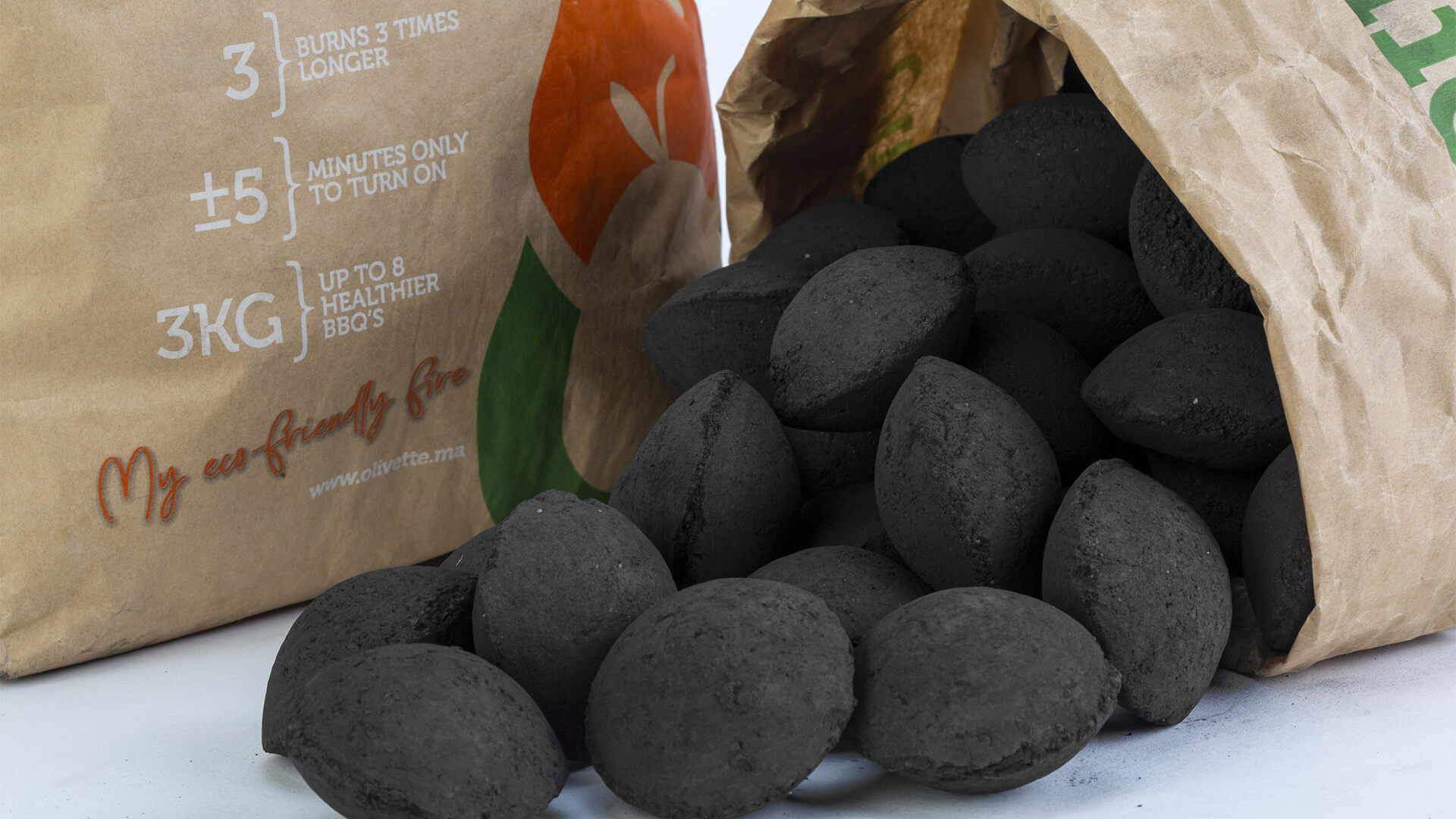 Lancement des briquettes Olivette sur les marchés internationaux!