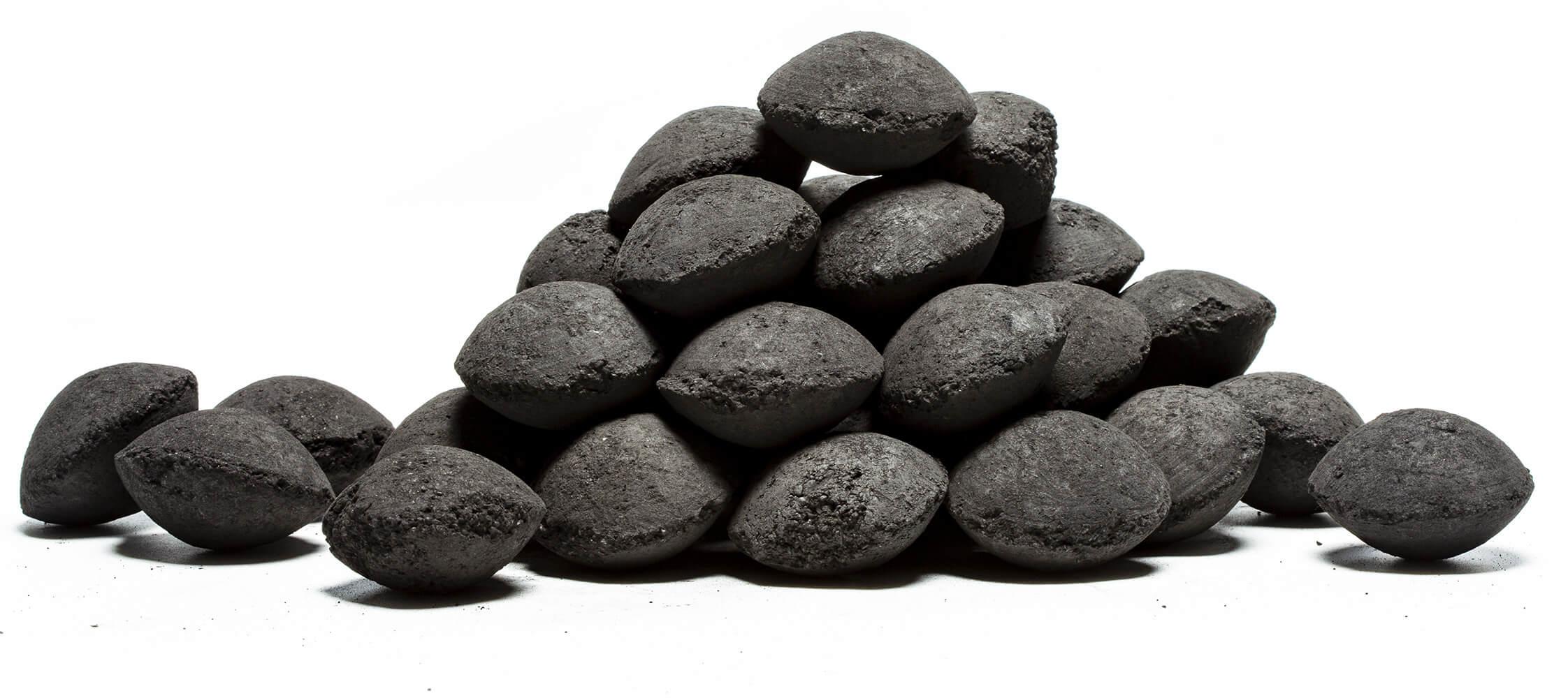 les briquettes